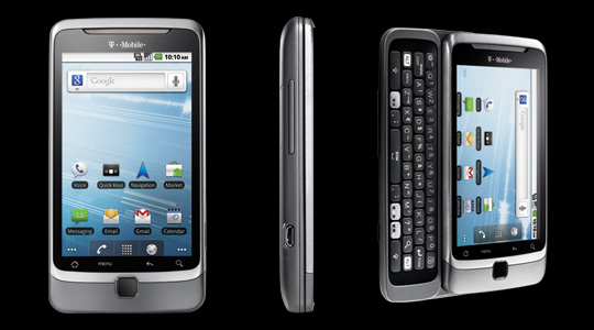 HTC Teases Gingerbread Update For The T-Mobile G2 | TechCrunch