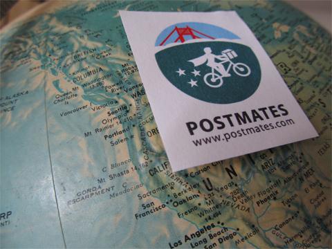 Postmates investors