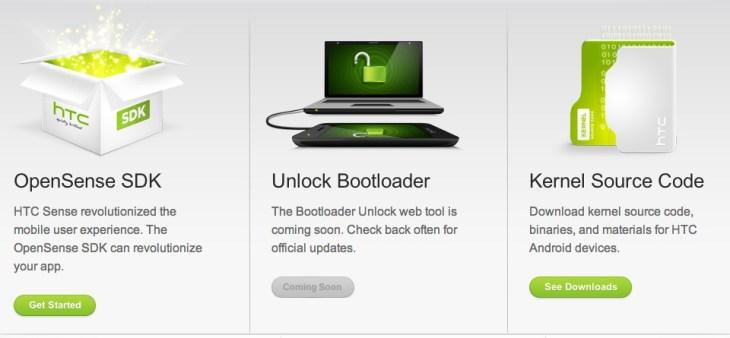 HTC Launches Developer Support Site, Still No Unlock Tool | TechCrunch