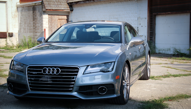 Review: The Audi A7, A Transformer In Disguise | TechCrunch