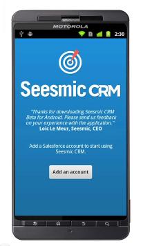 Seesmic Focuses On The Social Enterprise