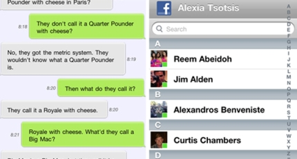 Talkatone iPhone App Now Lets You Make Calls Through Facebook