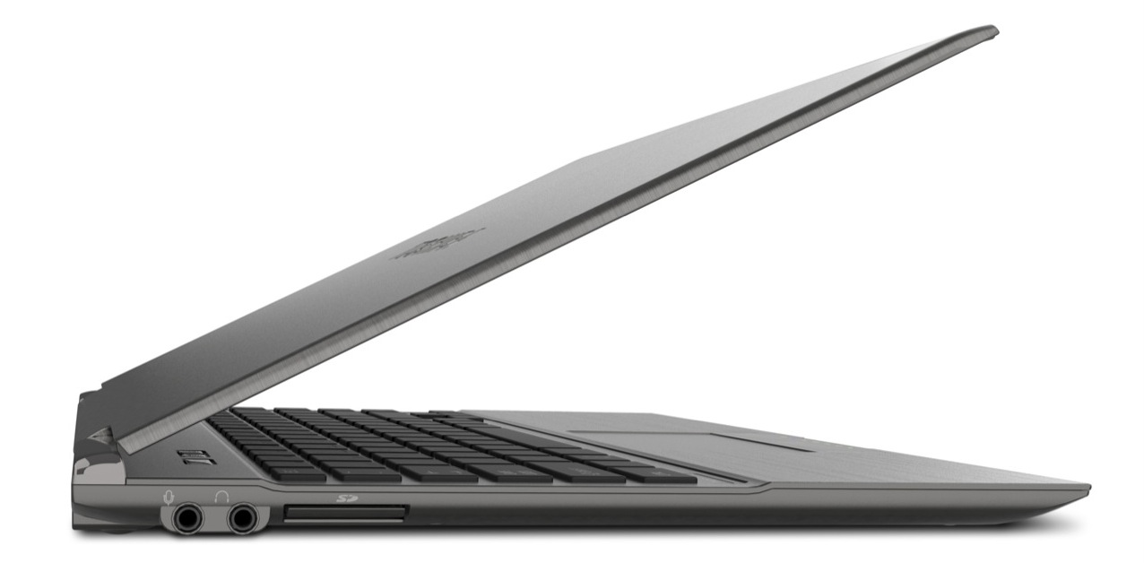 Toshiba Announces Their First Ultrabook The Portege Z830 Techcrunch