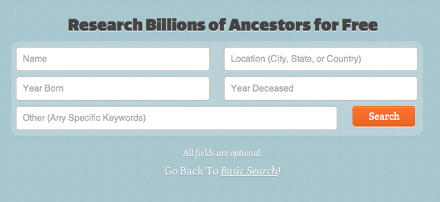 Mocavo Raises $1 Million To Build Its Ancestry-Centric