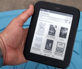 RadioShack To Start Selling The Nook And Nook Accessories On