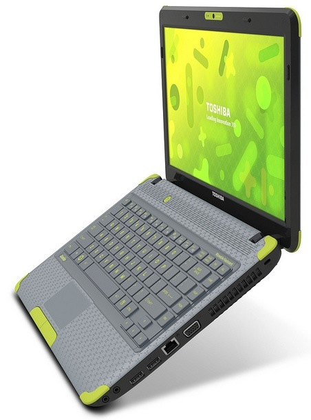 Toshiba Announces Updated Kid-Friendly Laptop   TechCrunch