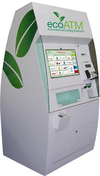 Video Meet Ecoatm The Reverse Vending Machine That Takes