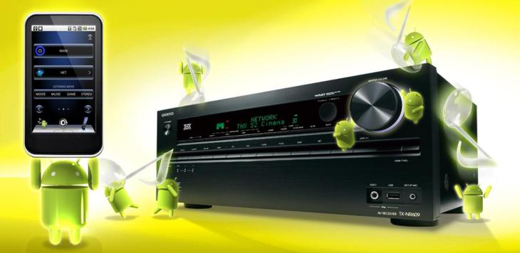 Onkyo Updates Receivers And Remote App With Spotify Support