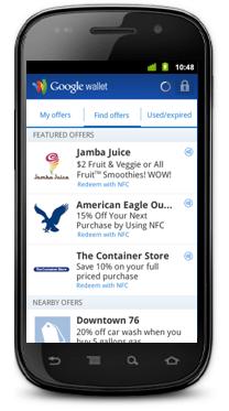 Google Wallet Now Lets You SingleTap That App | TechCrunch