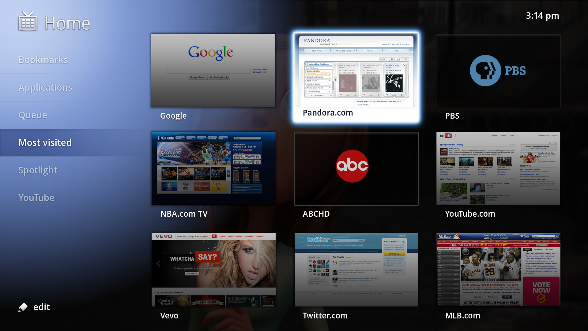 Google TV Update Rolls Out On Sunday: Better Content