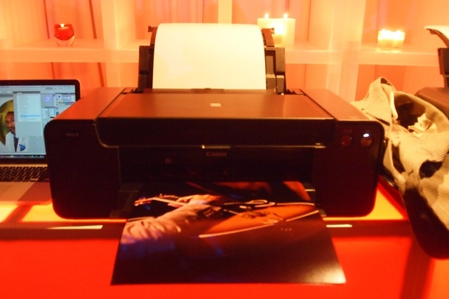 Canon Officially Unveils The Pixma Pro-1 Photo Printer