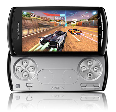 Happy 10th anniversary, Android sony ericsson xperia play
