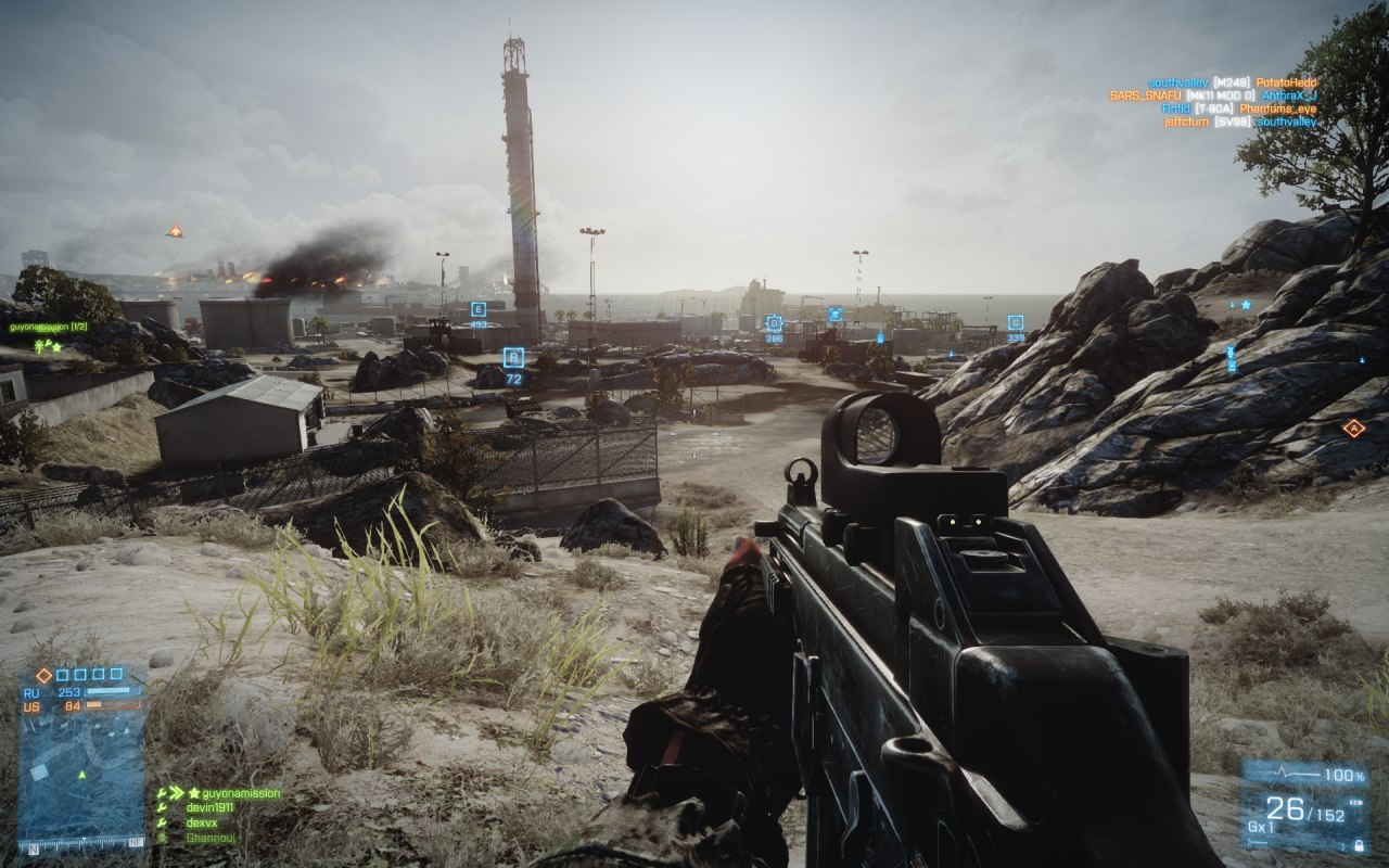 Review And Giveaway: Battlefield 3   TechCrunch