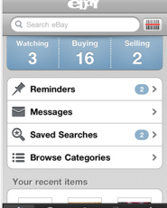 More Than One Million Listings A Week Are Now Made Through Ebay Mobile Techcrunch