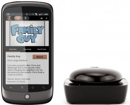 Griffin's Beacon Lets You Channel Surf From Your Android