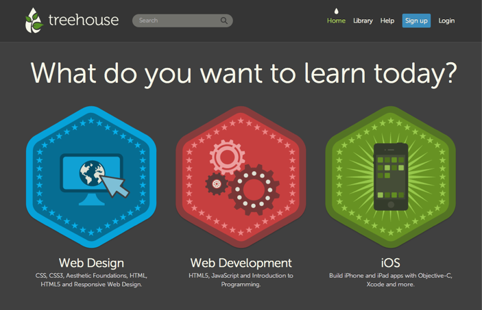 Web Design And Development Community Treehouse Wants To