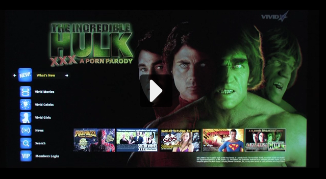 And now Google TV users can get their fictional passion fix, too, thanks to  adult film studio Vivid Entertainment.