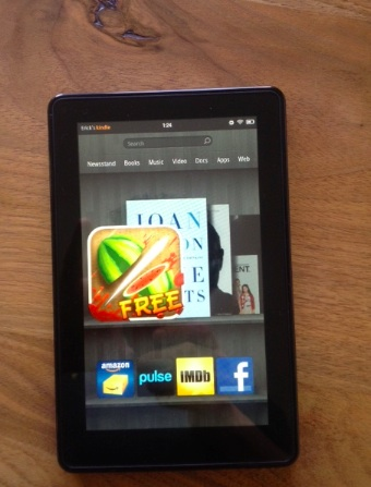 Can you access itunes on kindle fire