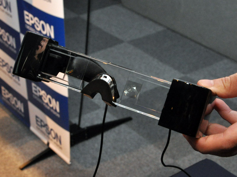 a5c06c5c66f Moverio  Epson Announces World s First See-Through 3D Head-Mounted ...