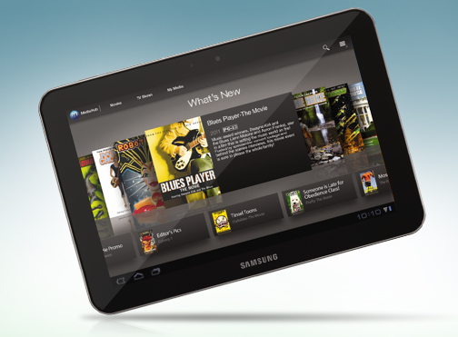 Review: The Samsung Galaxy Tab 8.9 Is Just Right – TechCrunch