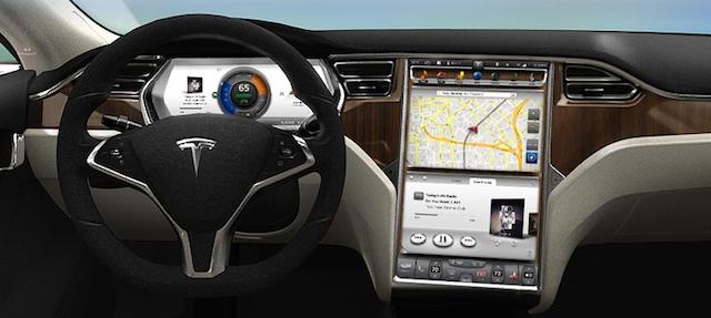 tesla model s 7 seater. The Technology Tesla Model S 7 Seater E