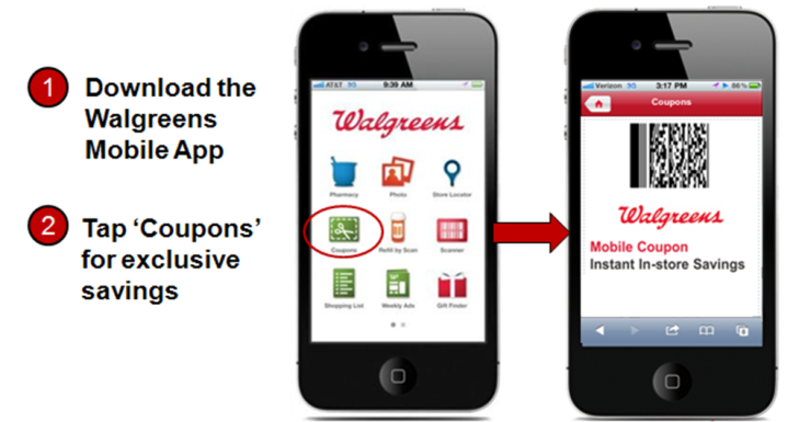 Walgreens Launches Scannable Mobile Coupons Today Techcrunch