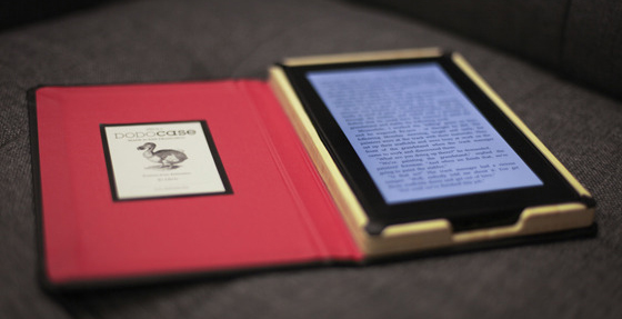 dodocase for the kindle fire is ready to disguise amazon s tab as a