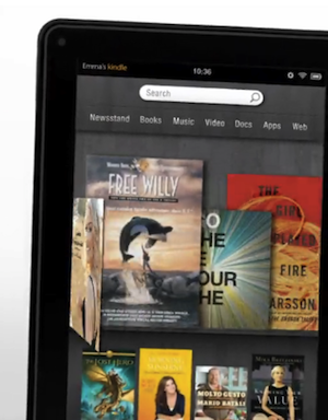 Amazon Stops Hiding Competitors' E-Reading Apps On The Kindle Fire