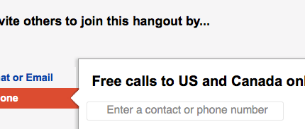 Google+ Now Lets You Conference People Into Hangouts With