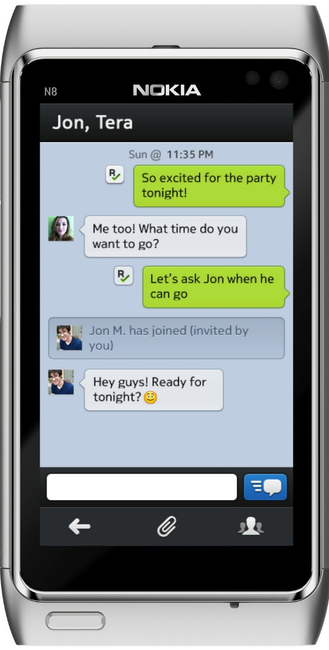 Kik's Cross-Platform Messaging App Makes Its Public Debut On