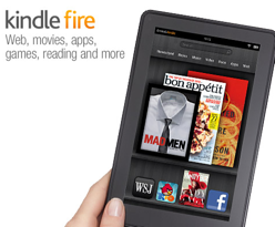 Amazon: We Sold Over 4 Million Kindle Devices This Month