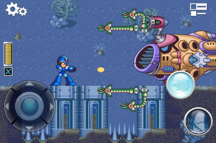 SNES Classic Mega Man X Gets An Extra Life On iOS | TechCrunch