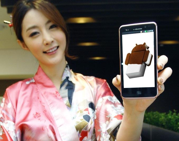 LG Prepping Ice Cream Sandwich Update For Q2 2012 Release   TechCrunch