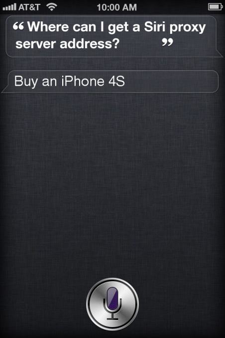 Spire: A New Legal Siri Port For Any iOS 5 Device   TechCrunch