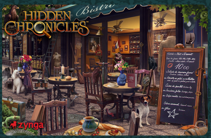 Zynga Brings Social Gameplay To Concealed Object Puzzles With Newest Facebook Title Hidden Chronicles Techcrunch