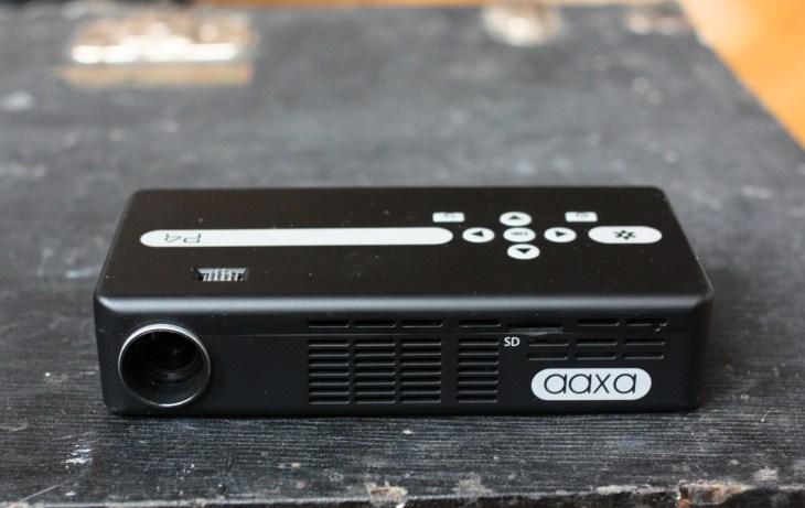 Review: AAXA P4 Pico Projector | TechCrunch