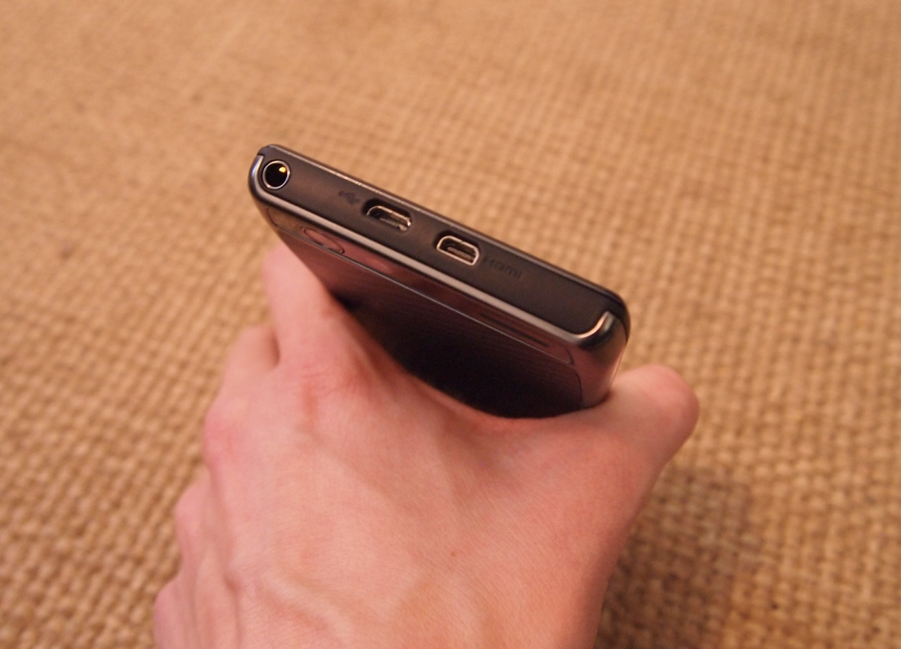 Motorola Droid Razr Maxx Review: 4G LTE With Solid Battery