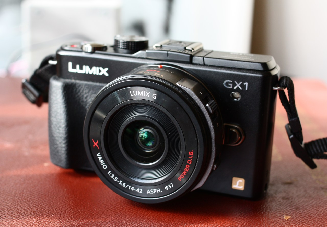 review panasonic lumix gx1 techcrunch rh techcrunch com Lumix Ve Sony A6000 panasonic gx1 manual focus