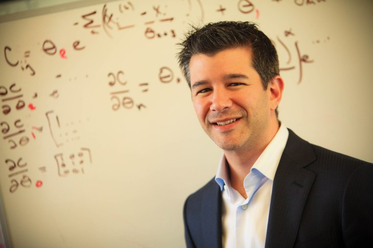 uber ceo travis kalanick says company is profitable in u s techcrunch