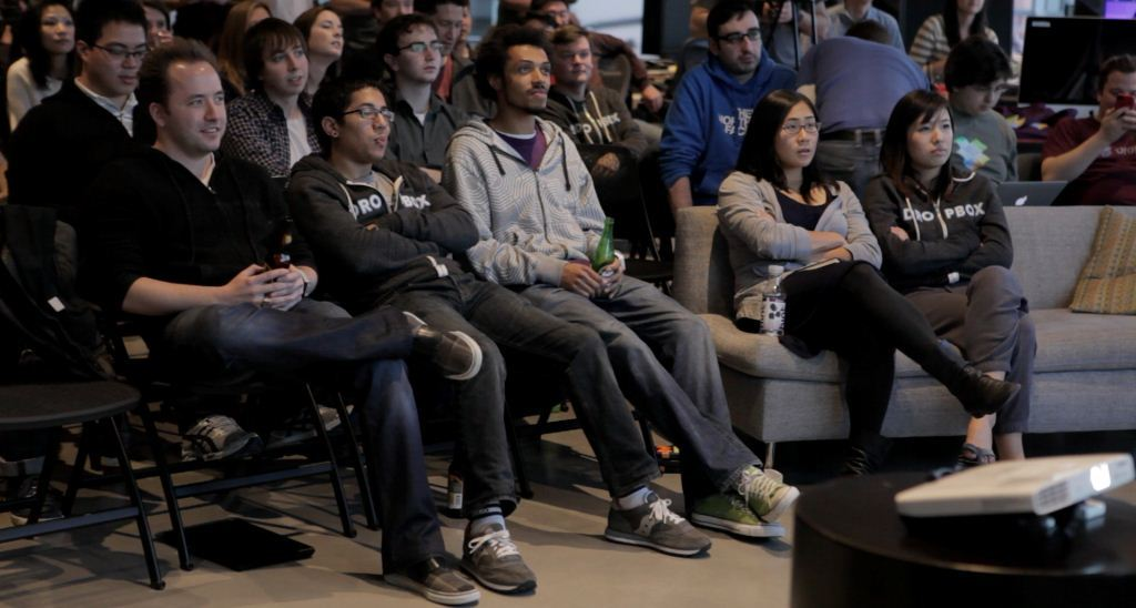 A Peek Inside Dropbox's Company-Wide Hack Week At Its Big New SF