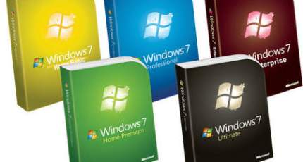 difference windows 7 home professional ultimate