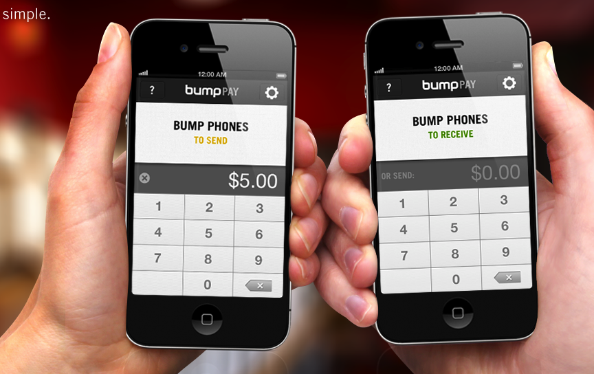 Bump Pay Lets You PayPal Someone With A Tap, But Only In-Person