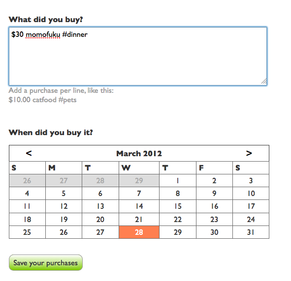 could the birdy be the word in simple expense tracking techcrunch