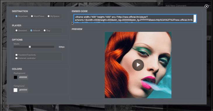 official fm launches its new music promotion platform techcrunch