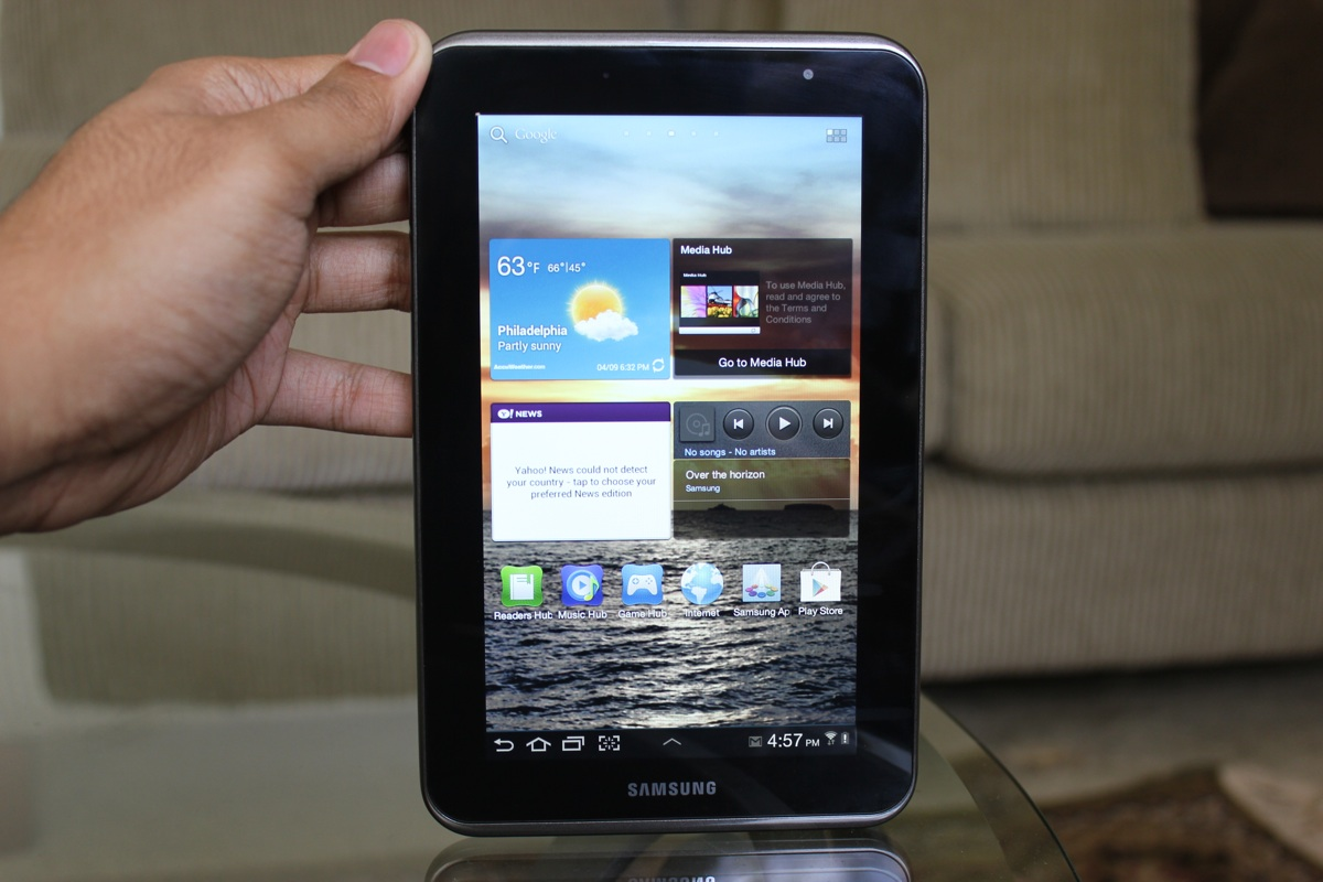 Samsung's $249 Galaxy Tab 2 7 0 To Make U S  Debut On April 22, We