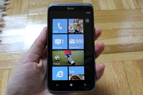 HTC Titan II Review: Initial Impressions (Hands-On Photos ...