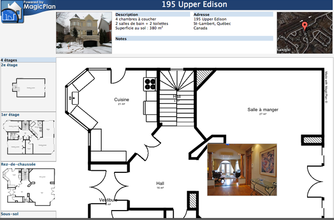 Magicplan 2 0 Arrives Create Instant Floor Plans Using Your Iphone