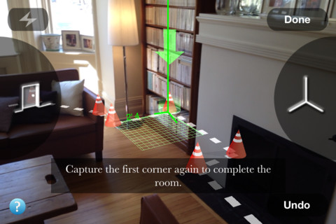 Sensopia, A Company Which Actually Uncovered A Practical Application For  Augmented Reality, Has Raised A $1.2 Million Series A Round For Its Floor  Plan ...