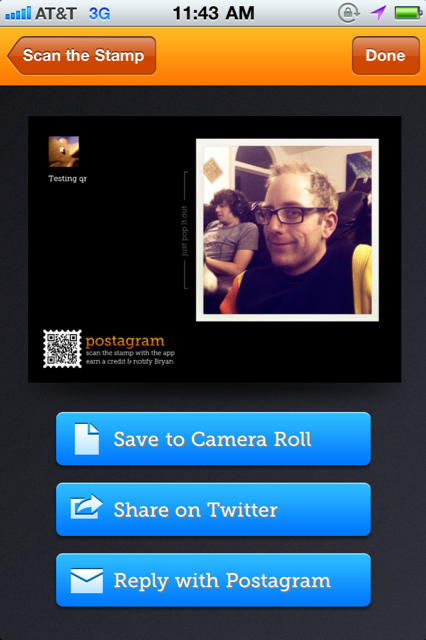 postagram sincerely s mobile postcards app now offers tracking
