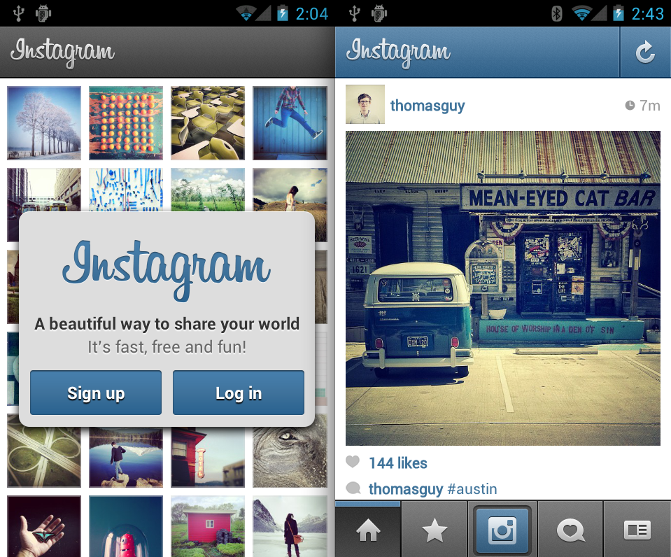 With Over 30 Million Users On IOS Instagram Finally Comes To